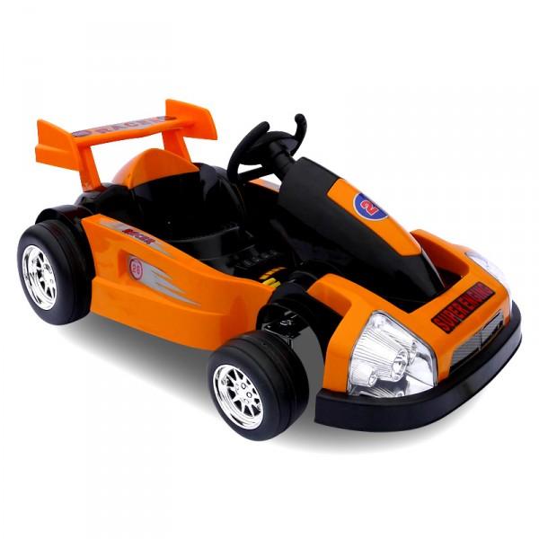 Kinder Elektroauto Formula inkl. Fernsteuerung u. 2 x 30 Watt Motor