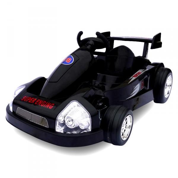 Elektroauto Formula inkl. Fernsteuerung u. 2 x 30 Watt Motor