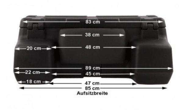 Quad-ATV Koffer Universal / LQ Racing Typ 8015 - 150L Volumen