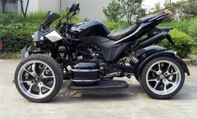 NEU! NINJA Dark Edition Modell 2014 - Race Quad 250cc !!!
