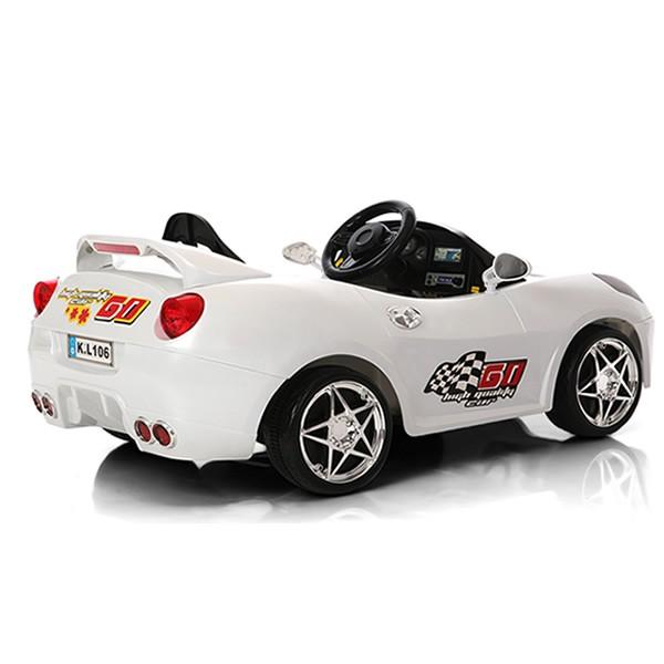 Kinderauto Elektroauto Sportwagen 2x30Watt Motor – Bild 3
