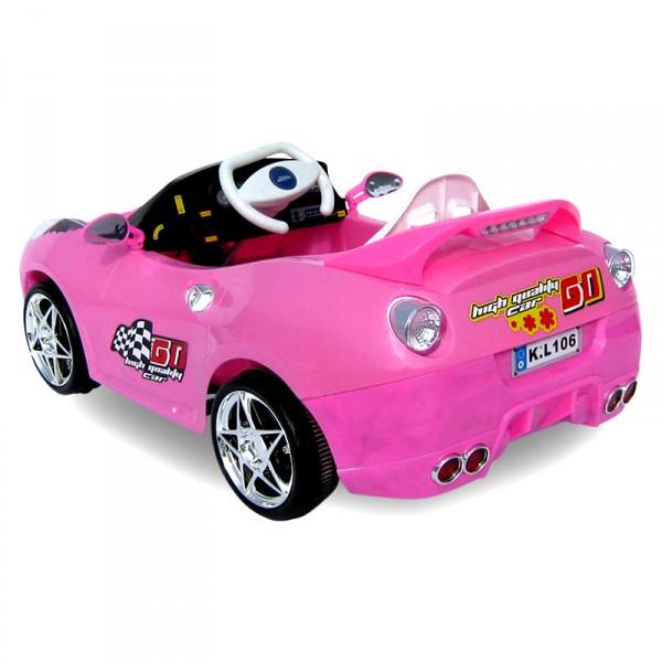 Kinderauto Elektroauto Sportwagen 2x30Watt Motor – Bild 21