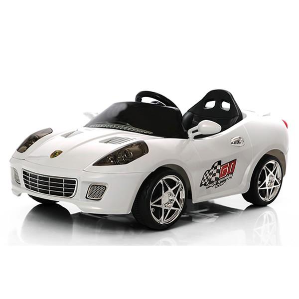 Kinderauto Elektroauto Sportwagen 2x30Watt Motor – Bild 1