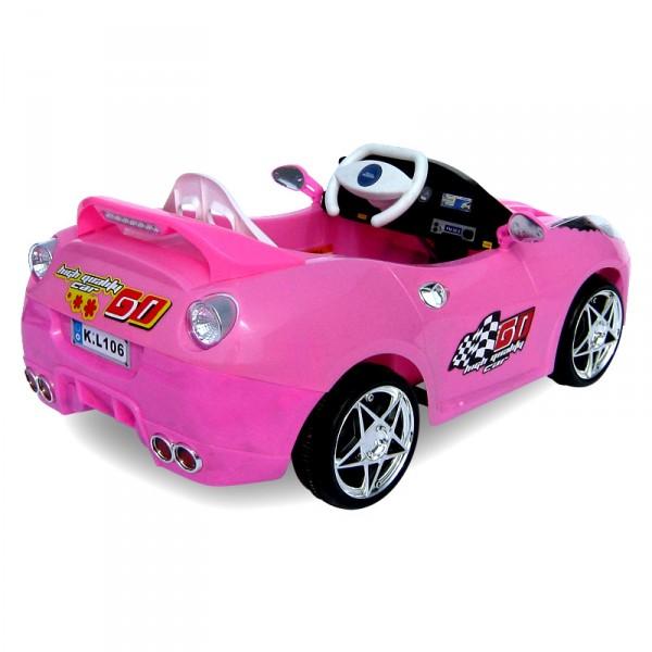 Kinderauto Elektroauto Sportwagen 2x30Watt Motor