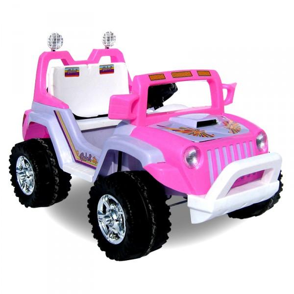 Kinderauto Elektroauto Jeep  60Watt – Bild 8