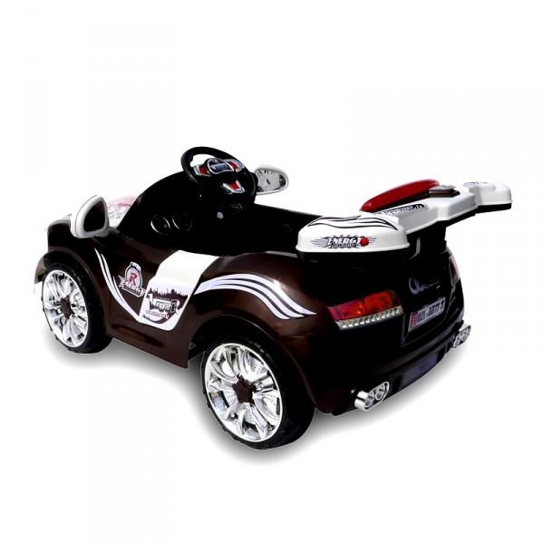 Kinderauto elektrisch Sportwagen Cabrio A-Style  2x30Watt – Bild 6