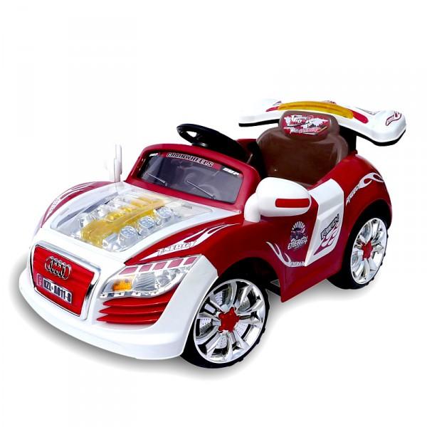 Kinderauto elektrisch Sportwagen Cabrio A-Style  2x30Watt – Bild 15