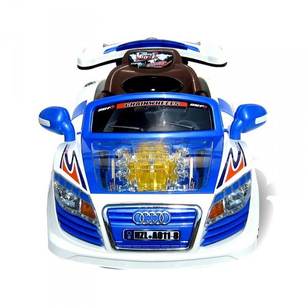 Kinderauto elektrisch Sportwagen Cabrio A-Style  2x30Watt