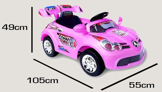 Kinderauto Sportwagen MB-Style  18Watt