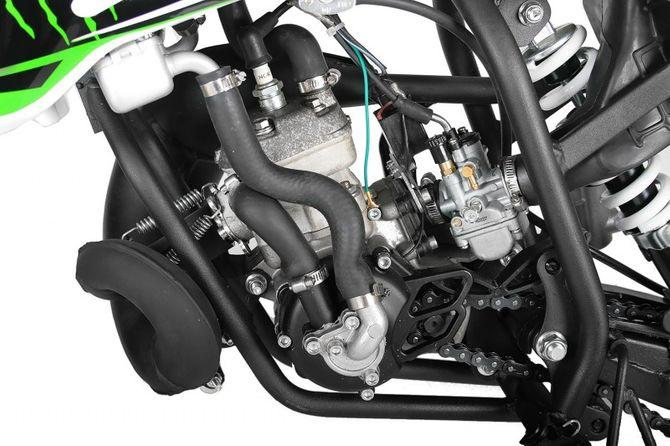 "Dirt Bike für Kinder NRG50 XL Racing  14/12""Reifen - 49cc"