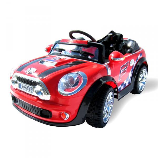 Kinderauto elektrisch MINI Style 5388 - 2 x 30 Watt Motor – Bild 1