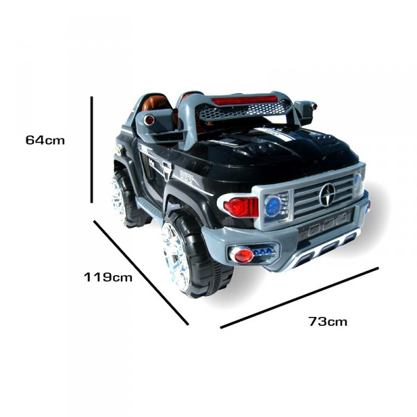 kinderauto elektroauto mb space jeep suv 9922 2 x 35. Black Bedroom Furniture Sets. Home Design Ideas