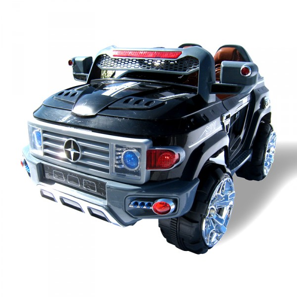 Kinderauto Elektroauto MB SPACE JEEP SUV 9922 - 2 x 35 Watt Motor