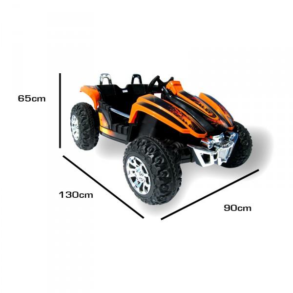 Kinderauto Kinderbuggy - 2 x 30 Watt Motor – Bild 21