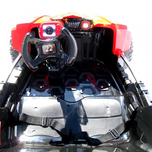 Kinderauto Kinderbuggy - 2 x 30 Watt Motor – Bild 11