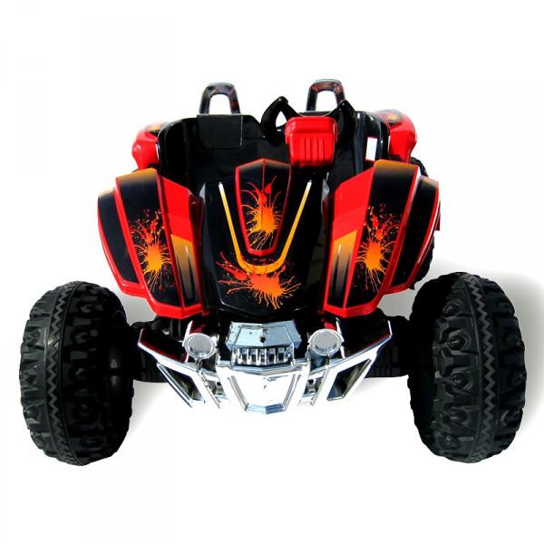 Kinderauto Kinderbuggy - 2 x 30 Watt Motor – Bild 2