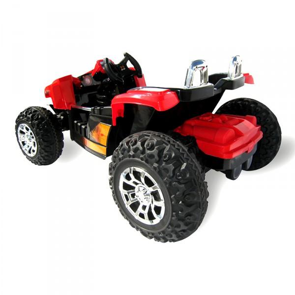 Kinderauto Kinderbuggy - 2 x 30 Watt Motor – Bild 9