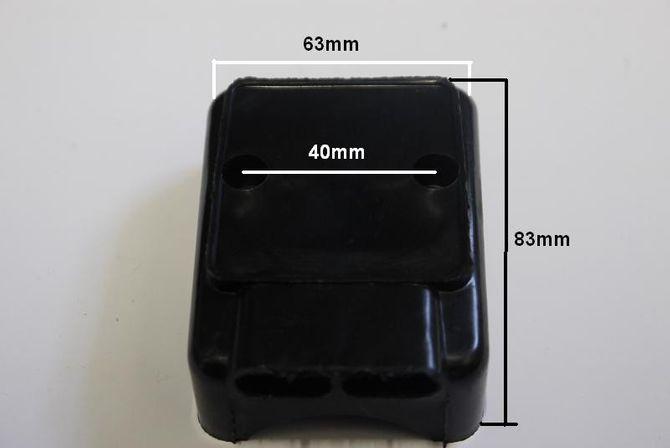 Sportluftfilter für 50ccm Kinderquad Pocketbike Vergaser