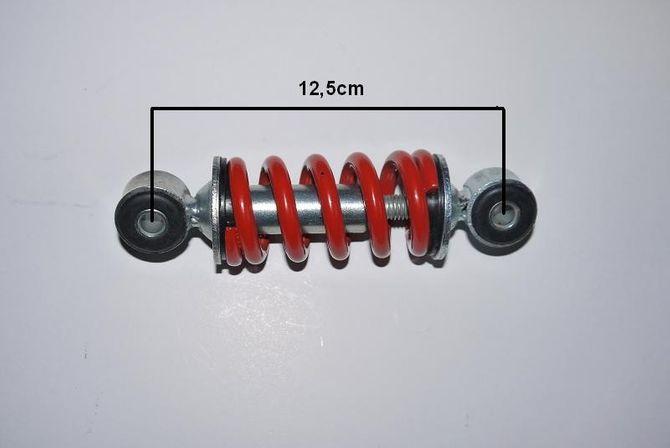 Federbein / Stoßdämpfer hinten - Kinderquad Elektro ATV 800