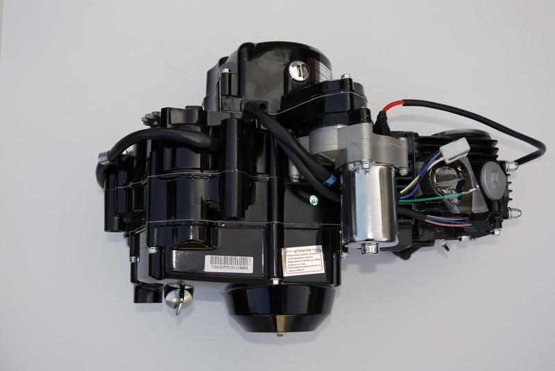 Kinderquad Motor 125 ccm Quad Motor 3 Gang Schaltung + Rückwärtsgang – Bild 3