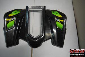 Verkleidung hinten für Kinderquad 49cc Pyton & Elektro Python 001