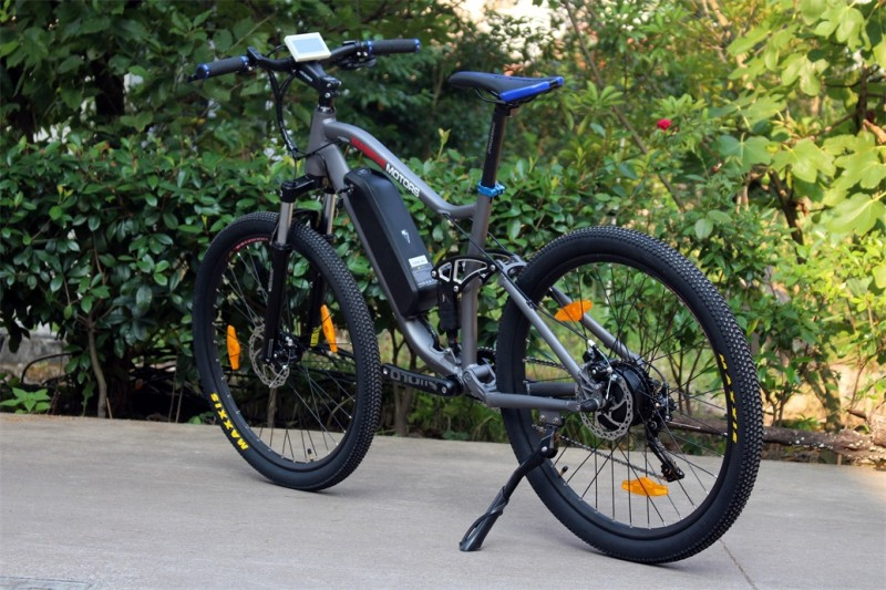 E-Bike Mountainbike - Pedelec Antrieb -  36V - 250 Watt - 9 Gang -  – Bild 3