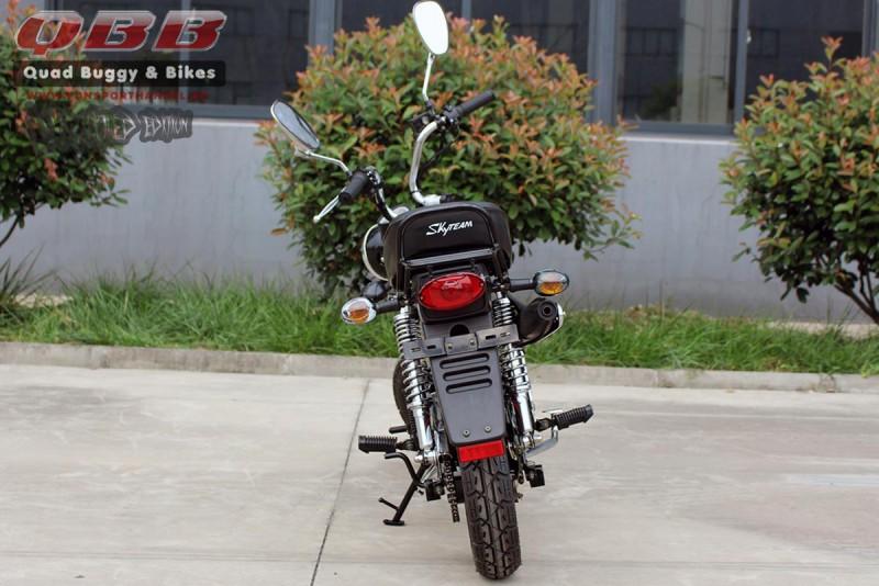 Skyteam Dax 50 - ST50-6 50ccm Moped für 2 Personen – Bild 5