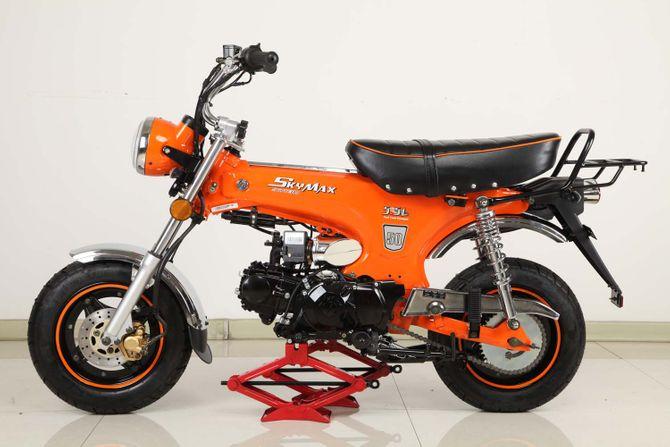 Skyteam Skymax ST50-6 50ccm 45 km/h -  Moped für 2 Personen - Dax Replikat - Euro 4 Version