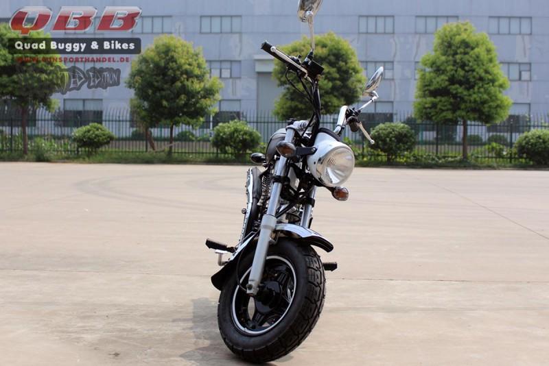 Skyteam Dax 125- ST125-6 125ccm Mini Motorrad für 2 Personen - EURO 4 Version – Bild 4
