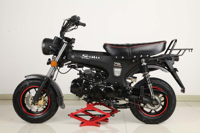 Skyteam Dax 125- ST125-6 125ccm Mini Motorrad für 2 Personen - EURO 4 Version