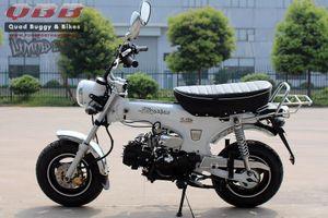 Skyteam Dax 125- ST125-6 125ccm Mini Motorrad für 2 Personen - EURO 4 Version 001