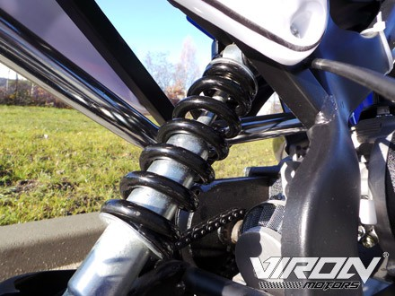 Elektrisches Kindermotorrad - Dirtbike Cross für Kinder 36V - 1000 Watt - drosselbar – Bild 11