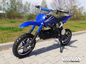 Elektrisches Kindermotorrad - Dirtbike Cross für Kinder 36V - 1000 Watt - drosselbar 001
