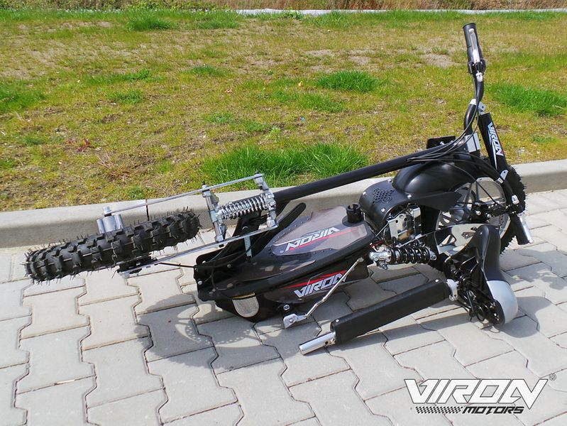 E-Scooter / Elektro-Roller mit 1000 Watt + 10 Zoll Reifen + 2 Stufen Drossel – Bild 4