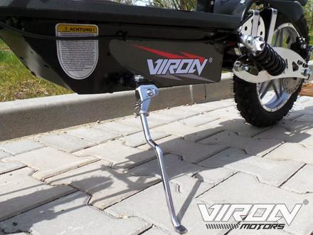 E-Scooter / Elektro-Roller mit 1000 Watt + 10 Zoll Reifen + 2 Stufen Drossel