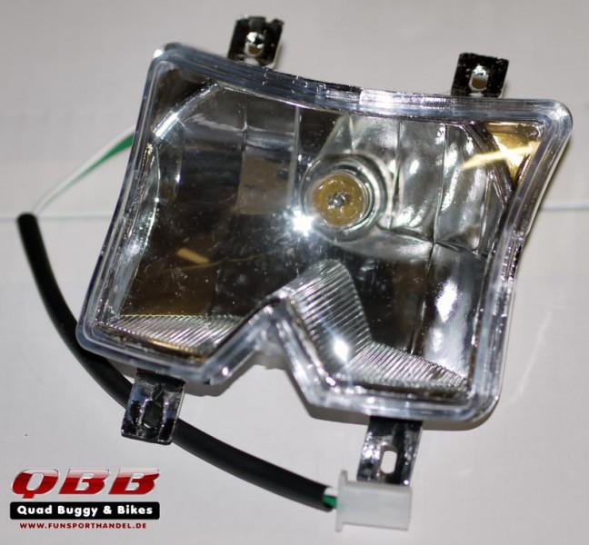 36V Lampe inkl. Birne 10 Watt 40 Volt für Cobra elektro Quad – Bild 1