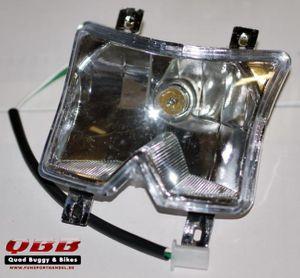 36V Lampe inkl. Birne 10 Watt 40 Volt für Cobra elektro Quad
