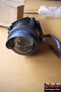 Scheinwerfer, Zusatzscheinwerfer für  NINJA Dark Edition (Rund)