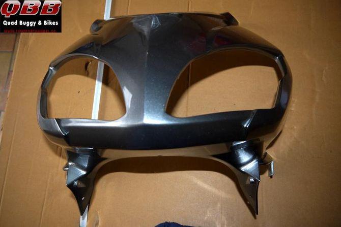 Cover / Cockpit / Verkleidung der Amaturen und des Frontscheinwerfers für NINJA Dark Edition