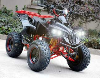 Kinderquad 125ccm P-Limited mit Lichtfunktion