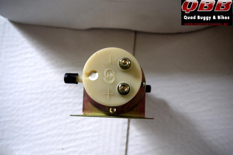 Zusatz-, Ersatz-, Benzinpumpe 12 Volt für z.B. Kinroad Buggy GK 650cc – Bild 3