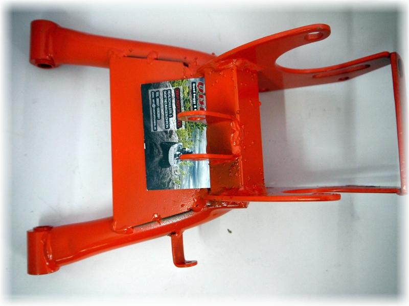 Schwinge hinten für 125cc Toronto Kinderquad – Bild 5