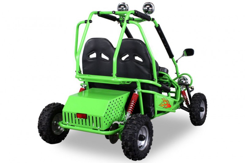 Mini Kinder Elektro Buggy 450 Watt – Bild 5