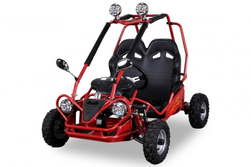 Mini Kinder Elektro Buggy 450 Watt – Bild 7
