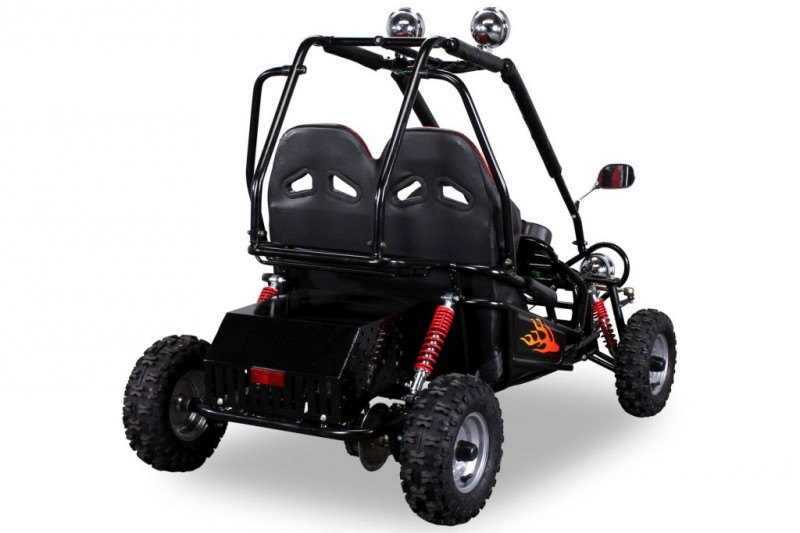 Mini Kinder Elektro Buggy 450 Watt – Bild 3