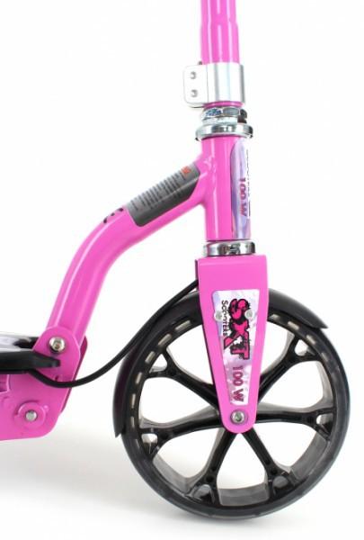 E-Scooter / Elektro Roller für Kinder - SXT100 Elektroscooter in Pink – Bild 3