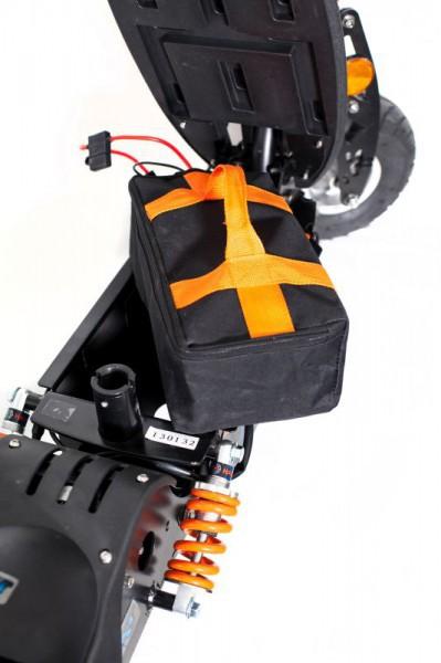 SXT 500 EEC E-Scooter mit Strassenzulassung in weiss – Bild 8