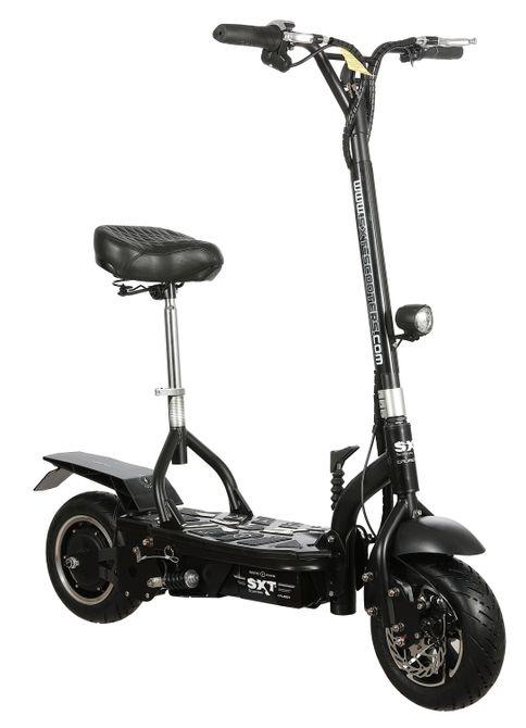 SXT Cruiser,  Roller, Scooter, E-Scooter Elektroroller 800W in schwarz und weiss