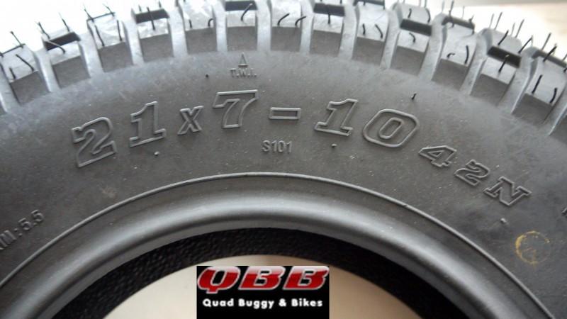 Reifen 21 x 7 -10 von Skyteam für ST50-11, ST125-11 T-Rex oder auch als Ersatz für RV50/90 – Bild 1
