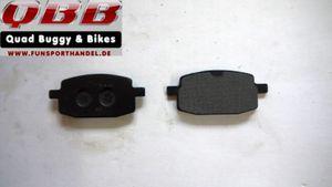 Bremsbeläge vorne für Skyteam ST50 - Modelle